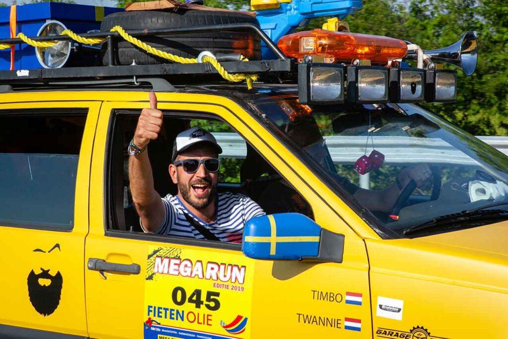 Megarun Barrelrun Runnersweekend Roadtrip Europa